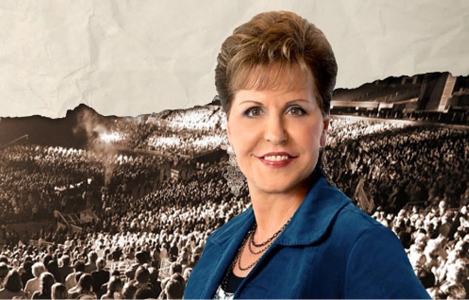 Pastor Joyce Meyer i dotyk Midasa