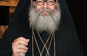 Prawosławny patriarcha Antiochii u papieża