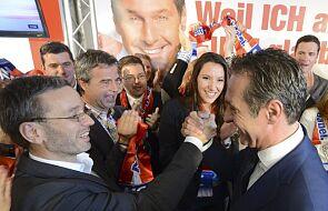 Austria: te dwie partie pozostaną u władzy