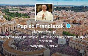 Ponad 9 milionów osób śledzi tweety Papieża