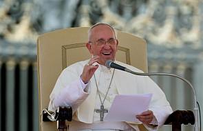 Papież przypomina o istocie chrześcijaństwa