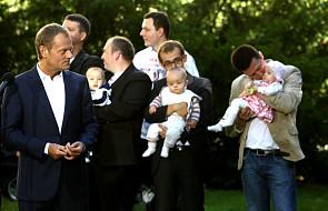 Premier Tusk nt. polityki prorodzinnej