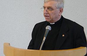O. Żak SJ o przeciwdziałaniu pedofilii w Kościele