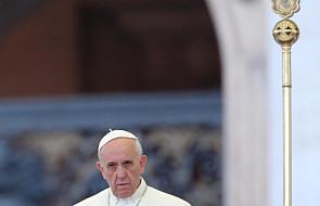 Papież: stańmy się wszyscy ludźmi pojednania i pokoju!