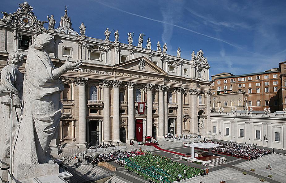 Najważniejsza dla Kościoła i dla Franciszka