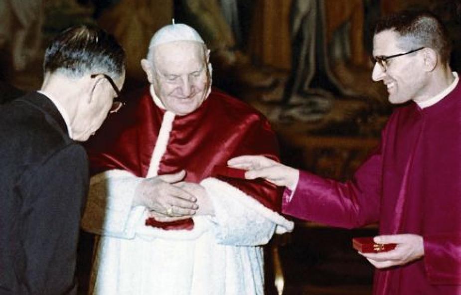 Kardynał Capovilla - przyjaciel świętego