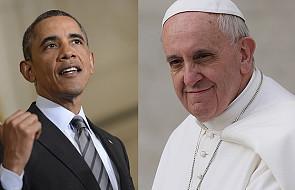 Czy dojdzie do spotkania Franciszka z Obamą?