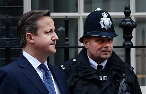 Debata w PE - Cameron na celowniku