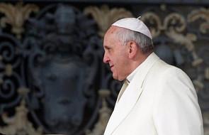 Franciszek przed Ścianą Płaczu i w Yad Vashem