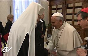 """Papież: """"Ekumenizm wypełnia wolę Chrystusa"""""""