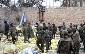 Asad nie zamierza oddać władzy w Syrii