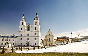 Białorusini świętują Chrzest Pański