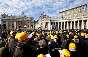 Franciszek i oblężenie w Muzeach Watykańskich