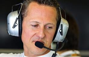 Schumacher nie zjeżdżał z dużą prędkością