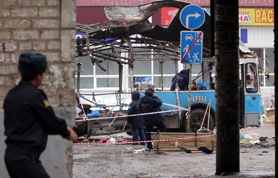 Za zamachami stoją terroryści z Płn. Kaukazu