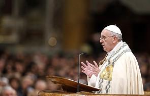 Noworoczne telefony papieża Franciszka