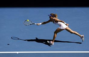 Radwańska odpadła z turnieju Australian Open