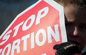Porażka feministek w walce o aborcję