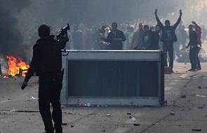 Co najmniej 49 ofiar demonstracji w Egipcie