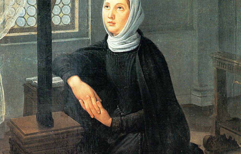 Święta Aniela Merici - matka urszulanek