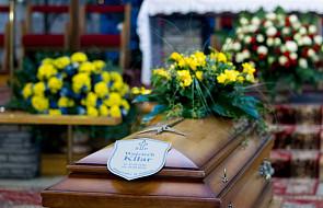 Rozpoczął się pogrzeb Wojciecha Kilara