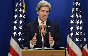 """Kerry: plan będzie """"sprawiedliwy i wyważony"""""""
