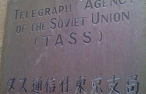 Rosyjska agencja inf. wraca do nazwy TASS
