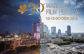 30. Warszawski Festiwal Filmowy. Startujemy!