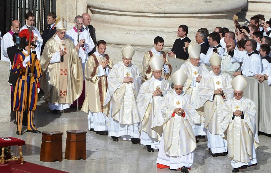 Papież Franciszek beatyfikował Pawła VI