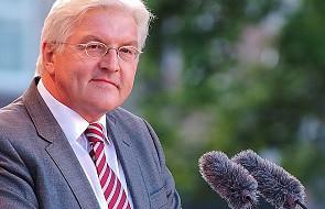 Niemcy: Steinmeier zachęca UE do walki z ebolą