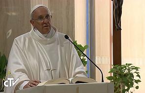 Franciszek: Anioł Stróż naprawdę istnieje