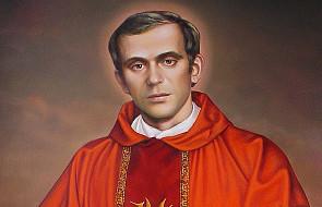 Relikwie ks. Jerzego Popiełuszki w Radomiu