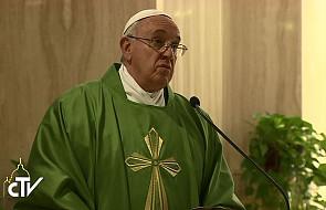 Papież: chrześcijanin to człowiek nadziei