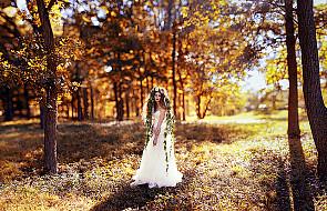 Wesele w barwach jesieni