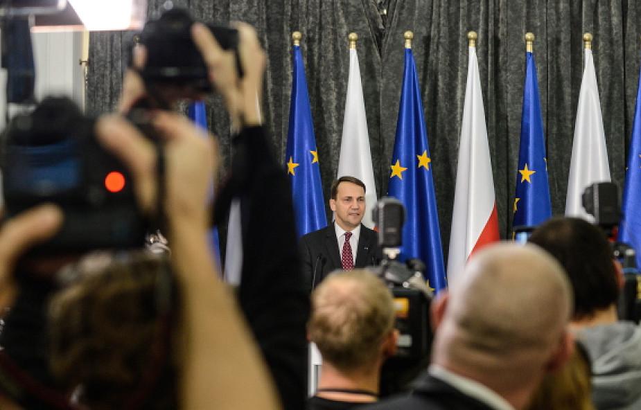 Premier nie powinien bronić Marszałka Sejmu