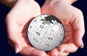 Pierwszy na świecie pomnik Wikipedii. W Polsce