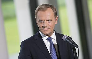 """""""Żadna propozycja o podziale Ukrainy nie padła"""""""