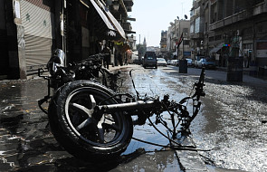 Kilkadziesiąt ofiar dwóch zamachów bombowych