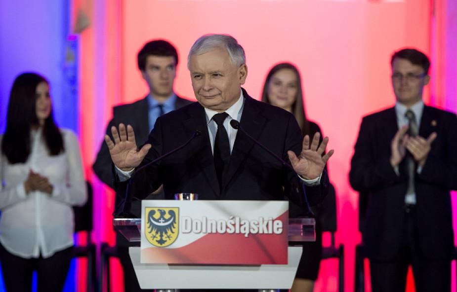 Kaczyński: samorząd ma służyć Polakom