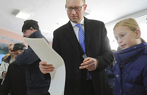 Ukraina: Jaceniuk inicjuje utworzenie koalicji