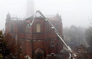 Bp Kaszak apeluje o pomoc po pożarze katedry
