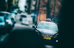 Niecodzienna usługa - taksówka z terapeutą