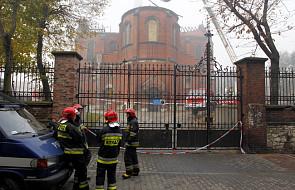 Sosnowiec: ustalenie przyczyn pożaru katedry
