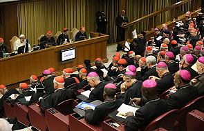 Synod: popołudniowa kongregacja generalna