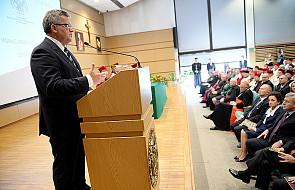 Inauguracja roku na UKSW z udziałem prezydenta