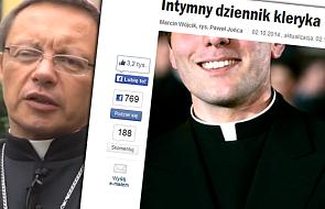 """Bp Ryś o """"Intymnym dzienniku kleryka"""""""