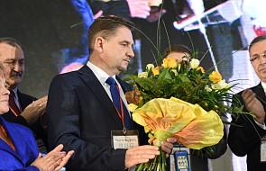 Piotr Duda ponownie szefem Solidarności