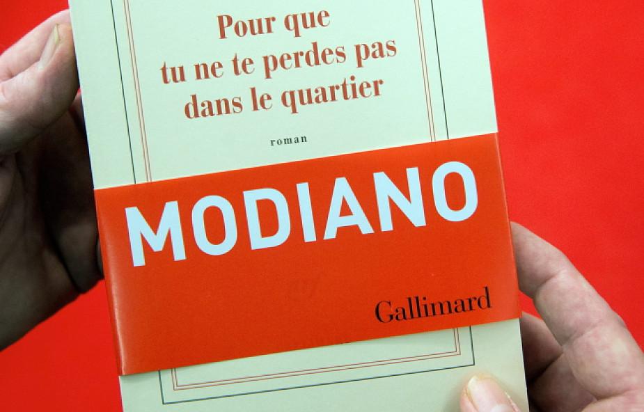 Modiano: pisarz, którego fascynuje historia