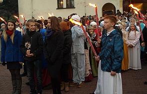Manifestacja świętości w Libiążu