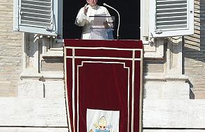 Papież przypomina o świętych i apeluje o pokój